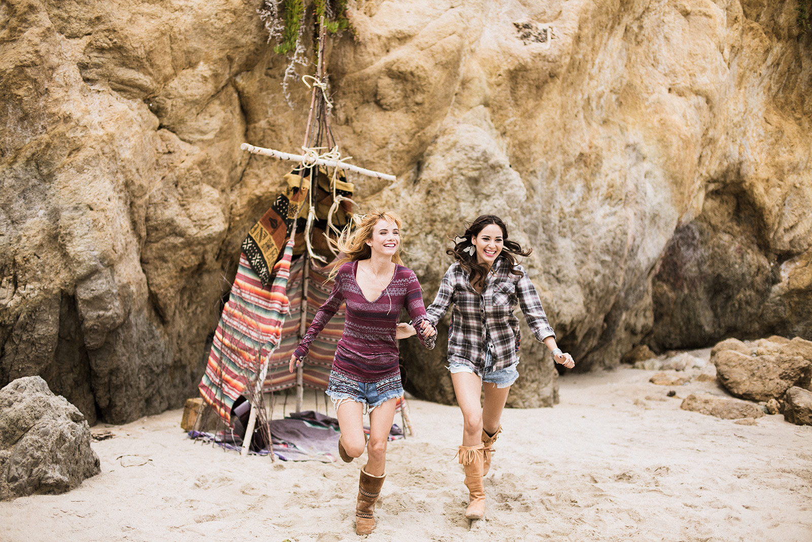 Lifestyle Boho Los Angeles - Malibu Beach