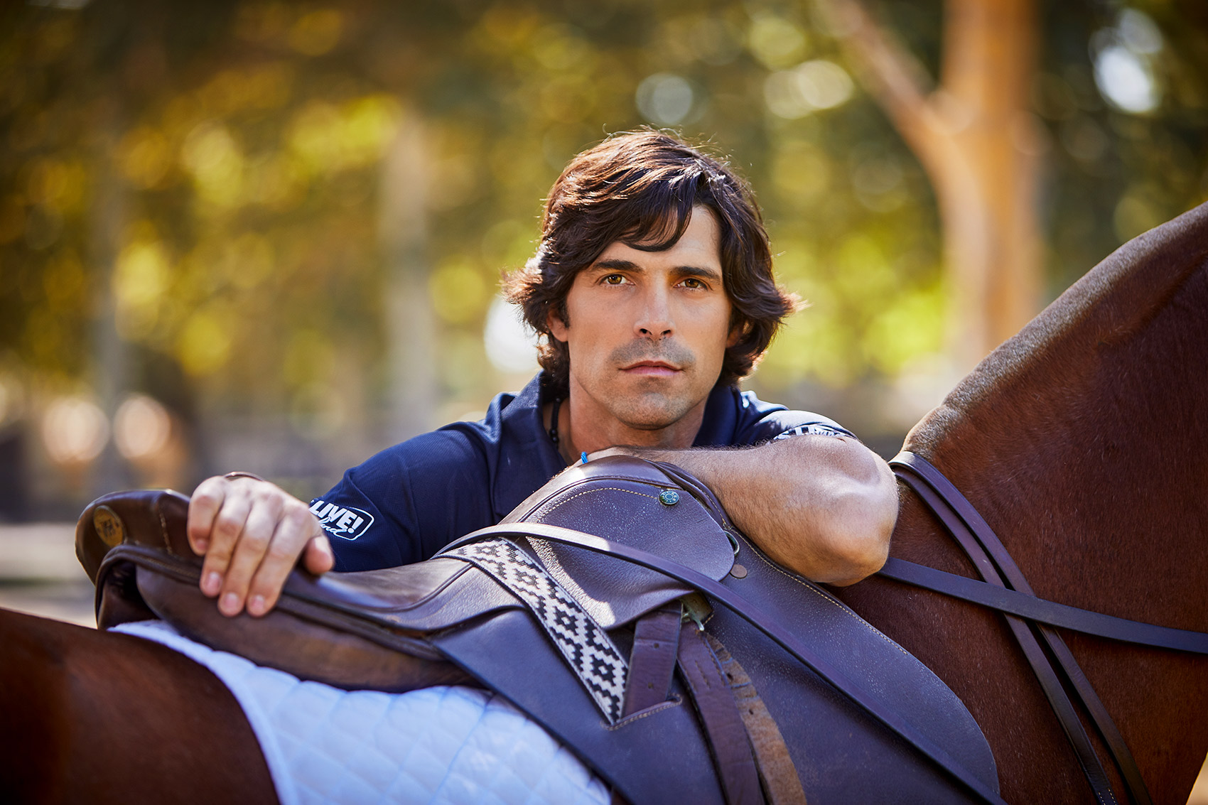 Nacho-Figueras Polo Player for Marie Claire Lifestyle