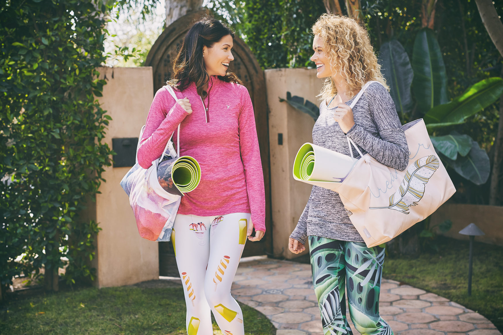 Yoga Mat and Bag for Pixels Products