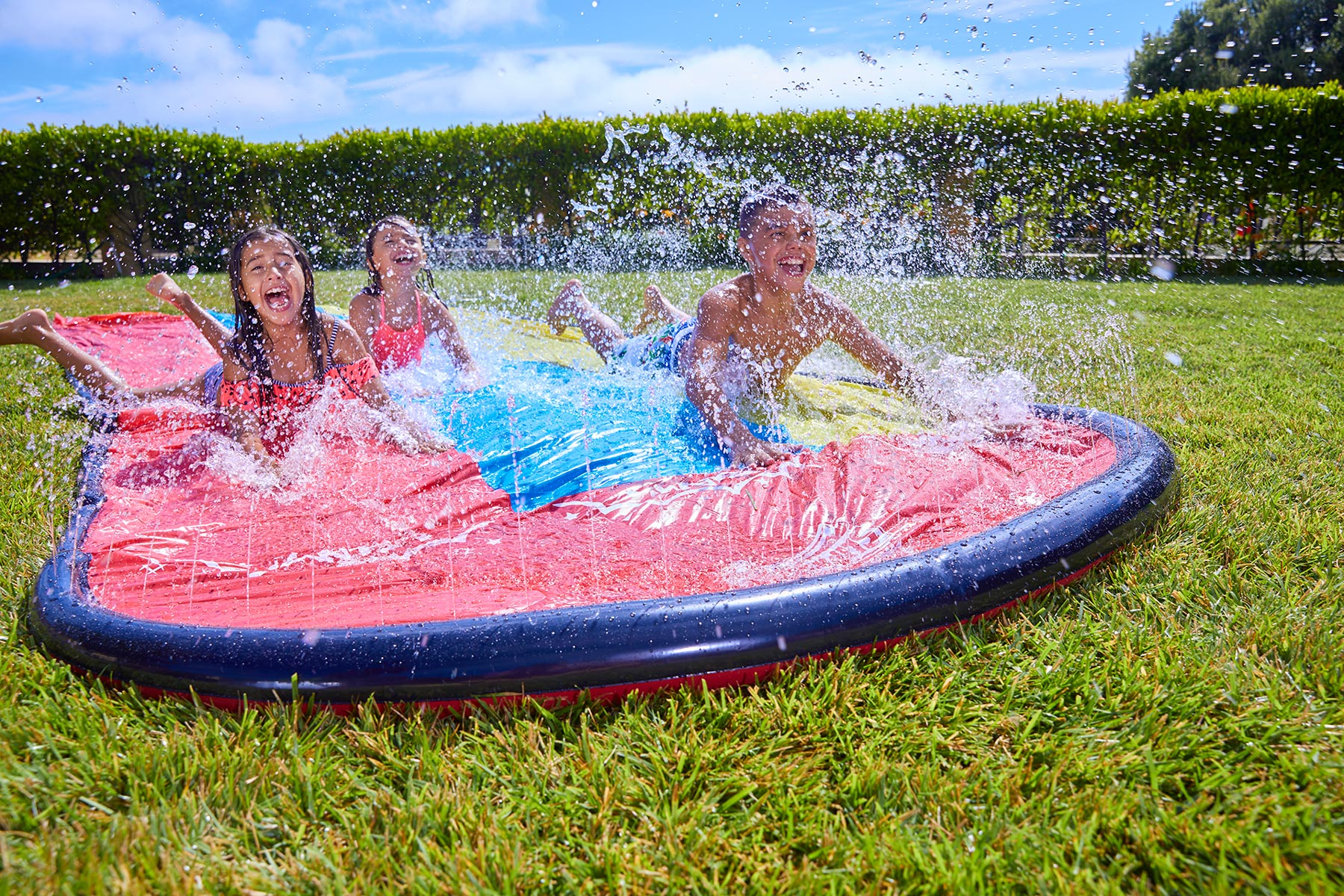 Wham-O Slip & Slide is a lot of Fun. Toy Company Lifestyle