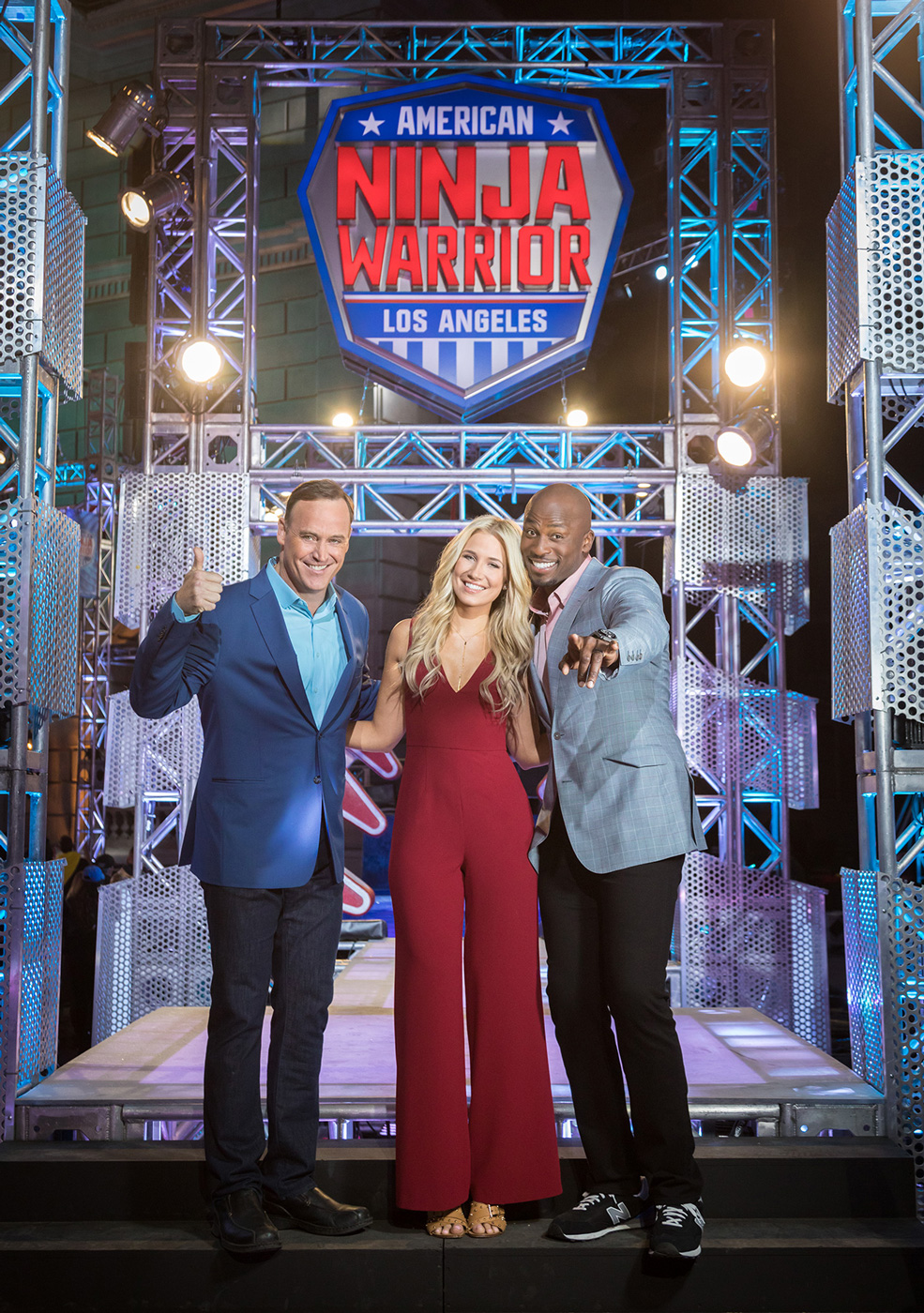 American Ninja Warrior NBC