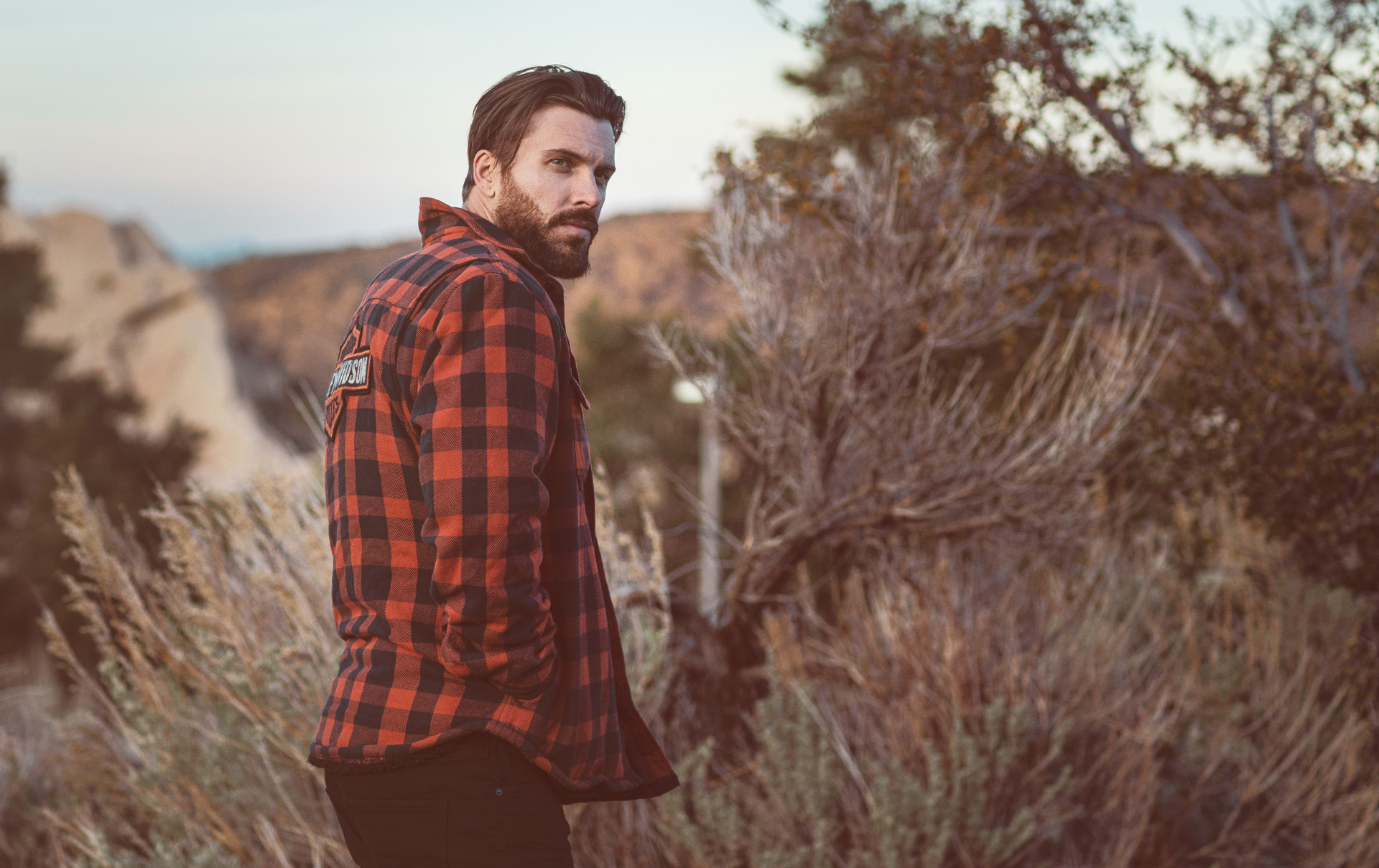 Lifestyle Photographer Los Angeles | Outdoor Men Apparel