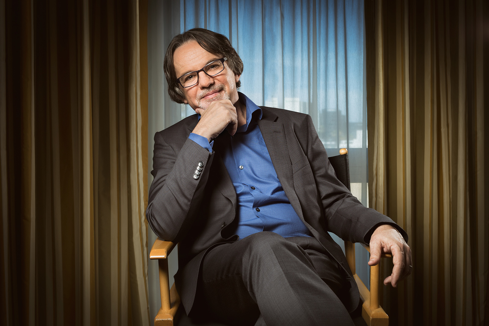 Frank Spotnitz | Writer and Executive Producer. The X Files, The Man in the High Castle