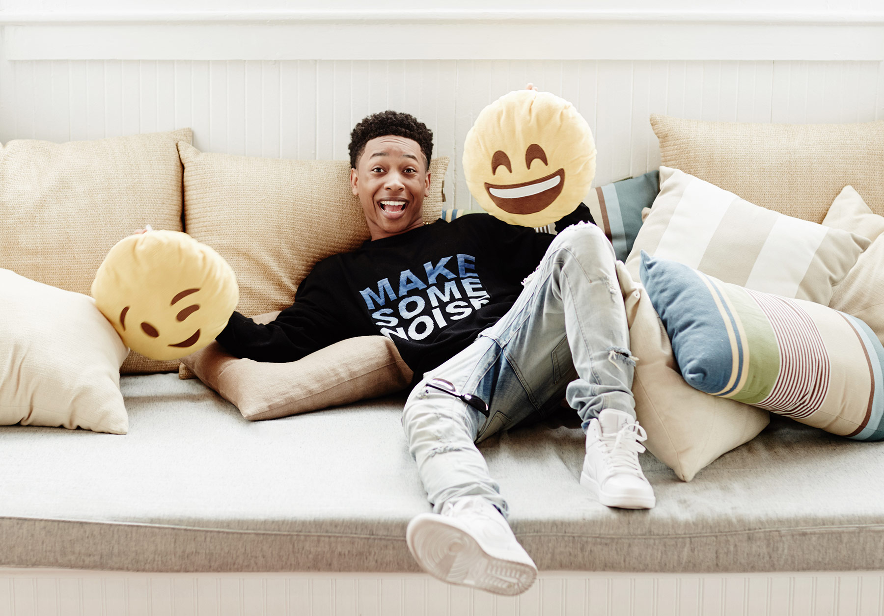 Jacob Latimore Actor Singer |  By Rocco Ceselin Lifestyle Photographer Los Angeles