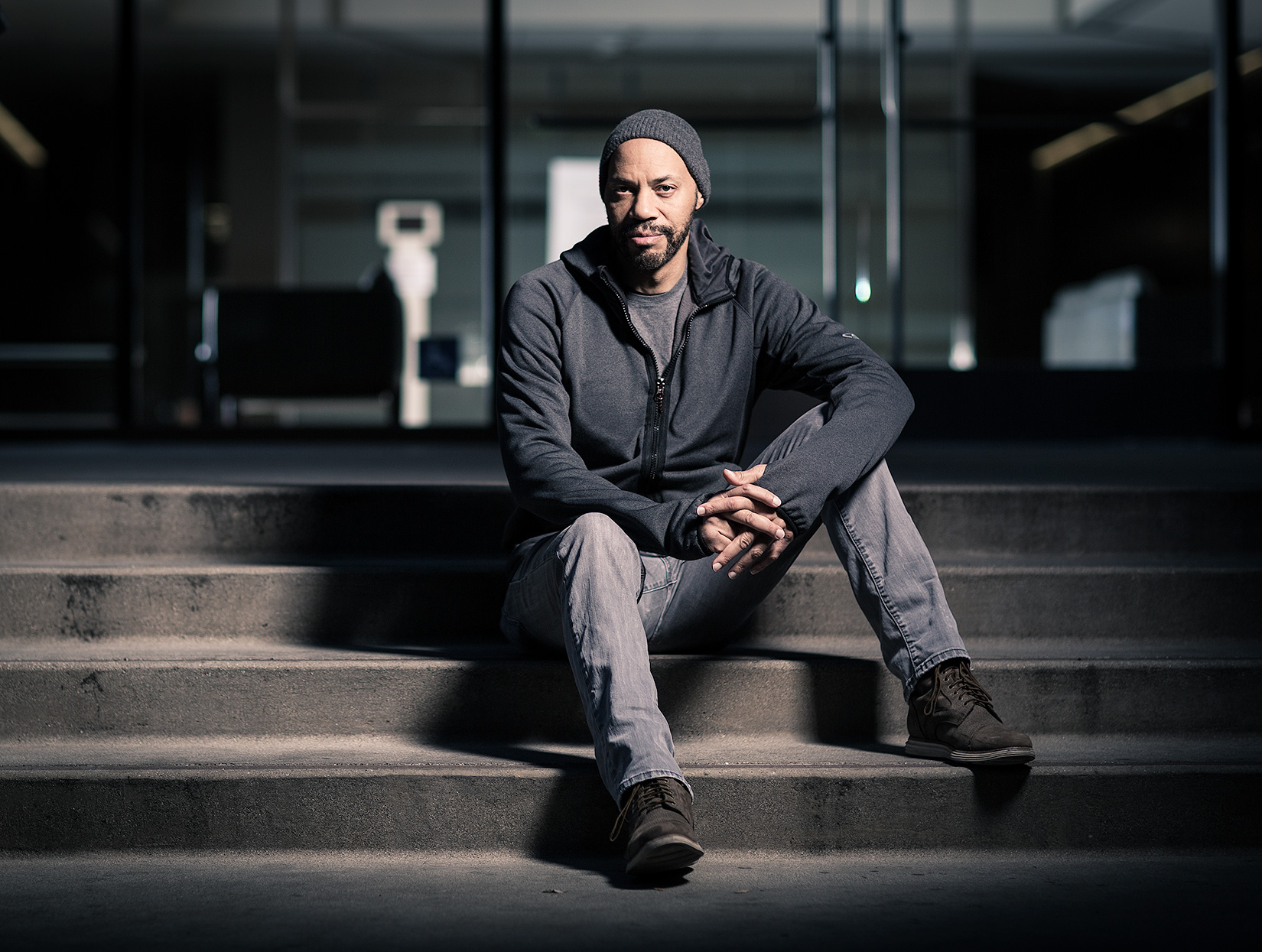 Director Portrait of John Ridley . ABC Studios / 12 Years a Slave