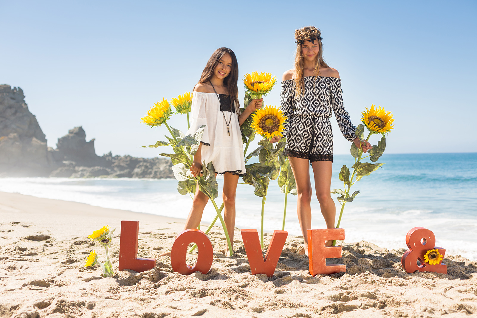 Love & Sunflowers, Lifestyle In Malibu