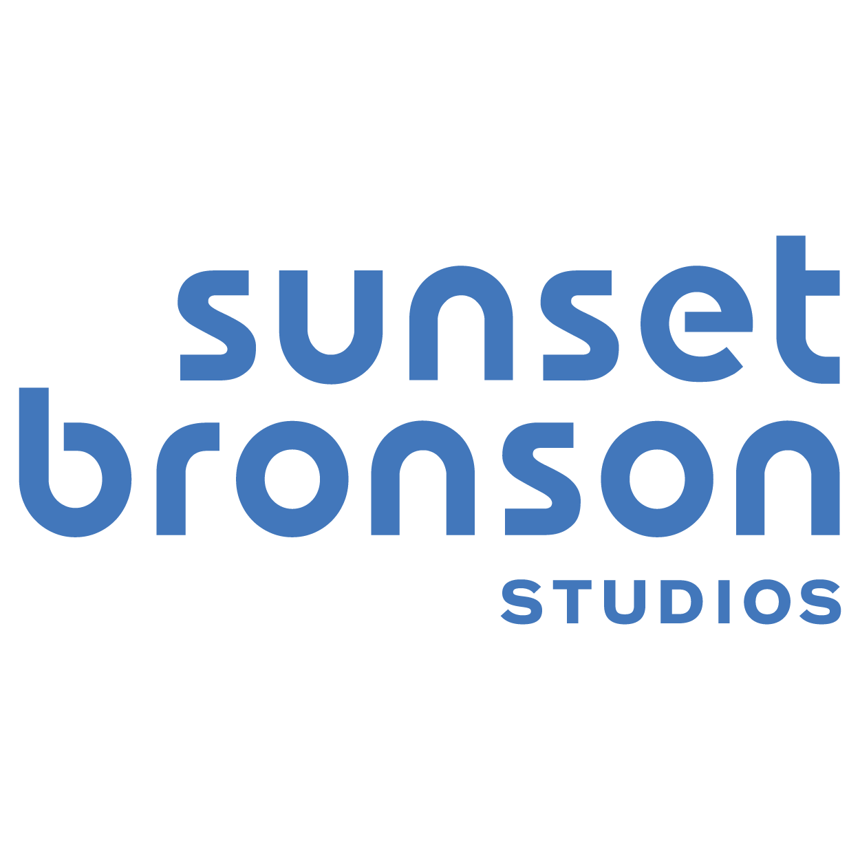 Sunset Bronson Studios Hollywood California